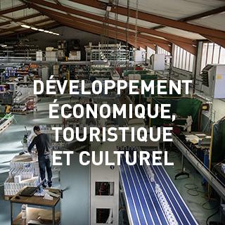 Développement économique, touristique et culturel