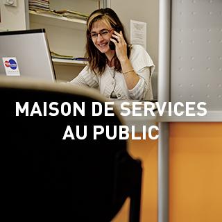 Maison de services au public