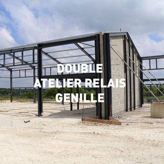 Double atelier relais Genillé